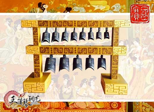 13件汉式12博12bet官网、20件汉式编磬(特制)