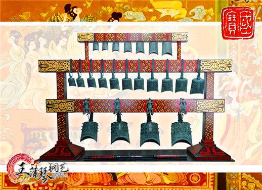 22件B型12博12bet官网 木架 汉婚古乐器 国学教学乐器