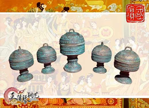 铜敦(duì)、祭祀礼器、盛食器
