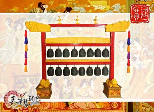 孔庙12博12bet官网,清康熙铜鎏金八卦12博12bet官网