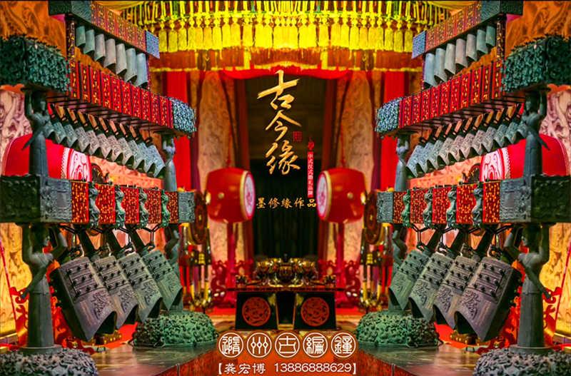 传千年华夏传统,创今世婚礼典范,成都古今缘