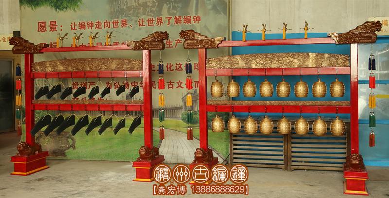 崇州市罨画池博物馆文庙礼器制作完成
